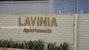 Lavinia Apartments, Sungai Nibong 1