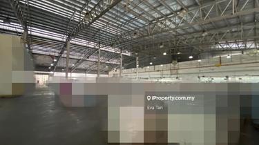 Johor Bahru  Detached Factory Bua: 583ksf, Johor Bahru 1