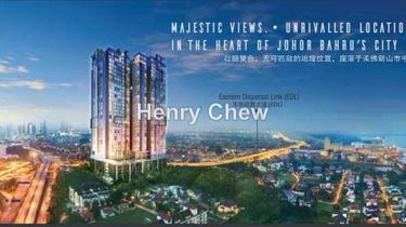 Paragon Suites @ CIQ, Johor Bahru 1