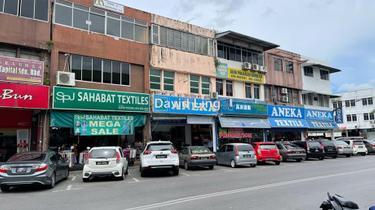 Satok Prime Commercial Centre, Lorong Satok 7, Kuching 1