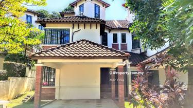 Jelutong villas, jelutong villa, KL, Damansara Heights 1