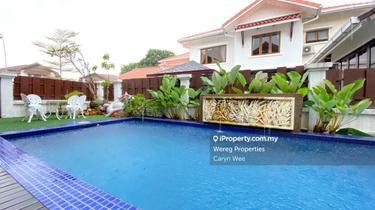 Damansara Idaman Villas, Tropicana 1
