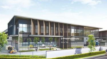 Ipark Senai Airport City Detached Factory for Sale, Senai 1