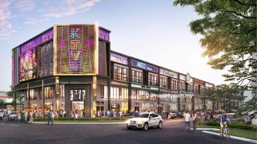 Sentrio Business Centre II @ Pasir Gudang, Pasir Gudang 1