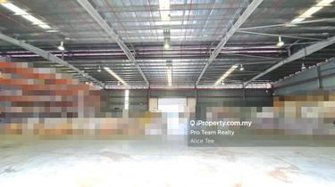 Pasir Gudang Detached Warehouse for Sale, Pasir Gudang 1