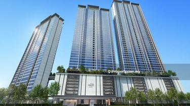 The Maple Residences, Taman Overseas Union, Jalan Klang Lama (Old Klang Road) 1