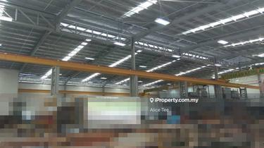 Ipark Indahpura Detached Factory for Sale, Kulai 1
