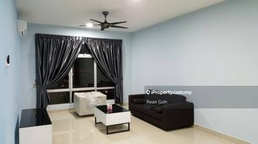 Pandan Residence, Perindustrian Seri Purnama, Tebrau 1