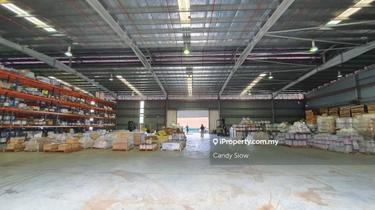 Pasir Gudang BUA 26k 150Amp Warehouse Factory, Pasir Gudang 1