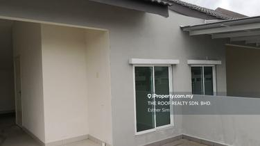 3.5 storey corner @ Orange Vila 1, Bukit Mertajam 1