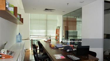 Solaris Dutamas Office, Solaris Dutamas Publika, Dutamas 1