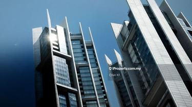 The Troika. Kuala Lumpur City Centre. KLCC, KLCC 1