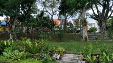 Near field, Taman Tun Dr Ismail 1