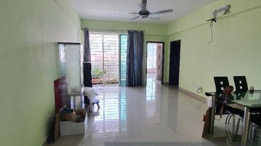 Bukit Segambut Apartment, Taman Sri Sinar, Segambut 1