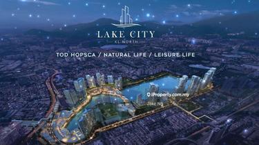 Lake City, Taman Wahyu, Kepong 1