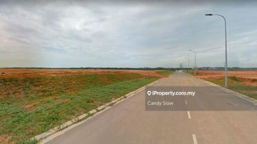 Senai 10ac Medium Industrial Land, Seelong, Kempas, Senai 1