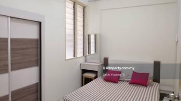 Malim Apartment, Balai Panjang 1