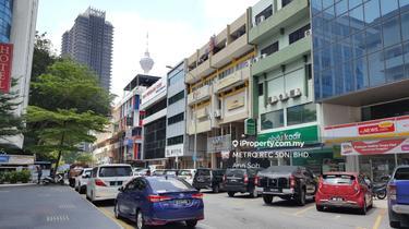 Jalan Medan Tuanku 1, KL City 1