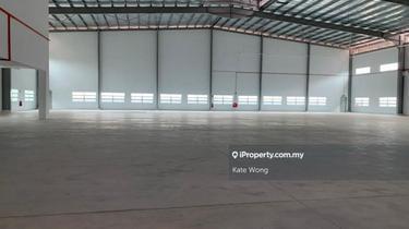 Senai Airport City JOHOR BAHRU | Freehold Detached Factory FOR SALE, Senai, Johor Bahru 1