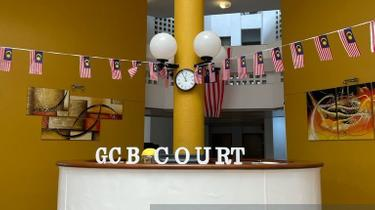 GCB Court, Kampung Berembang, Ampang 1