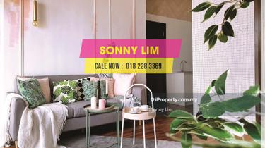 Residency V, Taman United, Jalan Klang Lama (Old Klang Road) 1