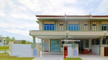 NEW HOUSE DOUBLE STOREY (FREEHOLD GATED&GUARDED), Nilai 1
