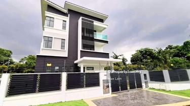 Villas Indah @ Taman Permas Indah , Permas Jaya 1