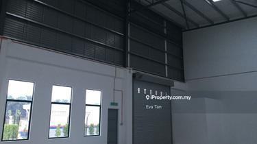 Eco Business Park Cluster Corner Lot Factory, Johor Bahru 1