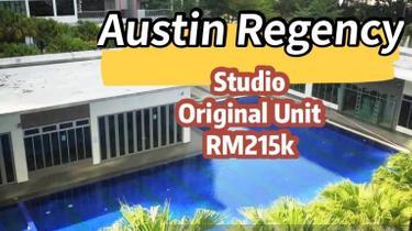 Austin Regency, Taman Austin Perdana, Tebrau 1