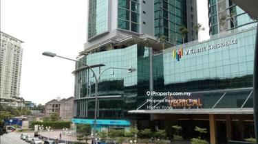 Vertical Business Suites, Kampung Kerinchi (Bangsar South) 1