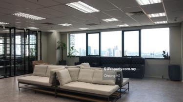 Office For Rent @ Menara Zurich, Johor Bahru 1