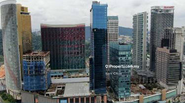 Empire City Grade A Corporate Office Tower, Damansara Perdana, Petaling Jaya, Damansara Perdana 1