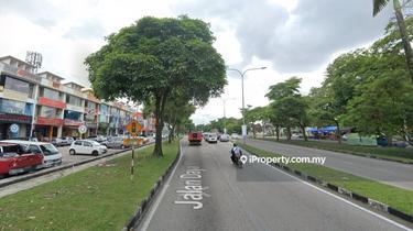 3 Storey Shop Lot Facing Main Road, Taman Daya Jalan Pinang, Johor Bahru 1