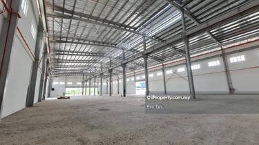 Senai Big Land Detached Factory Bua: 46ksf, Senai 1