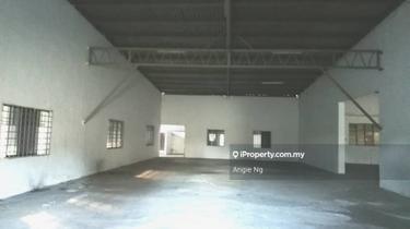 Factory Johor Jaya , Johor jaya , Johor Bahru 1