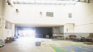 Seri alam 1.5 storey semi Detached Factory , Seri Alam 1.5 Storey factory for sales , Johor Bahru 1