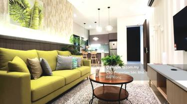 Setia City Residences, Setia Alam 1