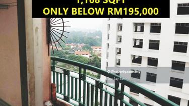 Larkin Utama (Menara Metro Larkin), Kampung Datok Larkin, Johor Bahru 1