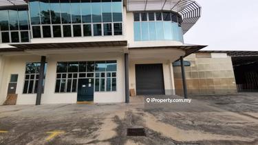 Nusa Cemerlang, Gelang Patah Corner Semi D Factory, Iskandar Puteri (Nusajaya) 1