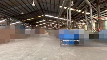 Plentong Industrial Land with Building, Masai 1