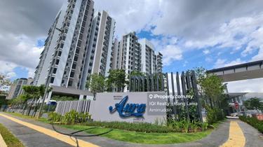 Aura Residence, Putrajaya 1