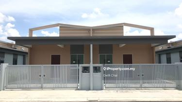 Bandar Baru Kangkar Pulai, Iskandar Puteri (Nusajaya) 1