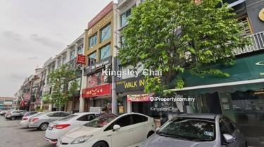 Facing Giant, Citi Bank,  Jalan Puteri 1 , Bandar Puteri Puchong, Puchong , Bandar Puteri Puchong 1