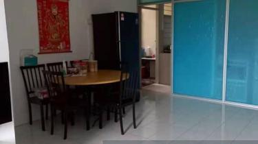 Rose Villa Apartment, Taman Puteri Kulai, Kulai 1