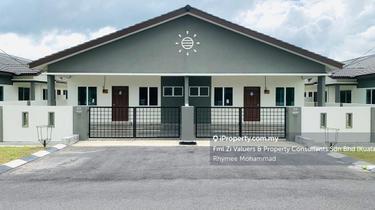 Single Storey Semi-D Bandar Baru SetiaAwan Perdana, Sitiawan 1