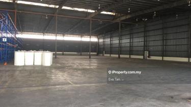 Pasir Gudang Warehouse Bua 257k, Pasir Gudang 1