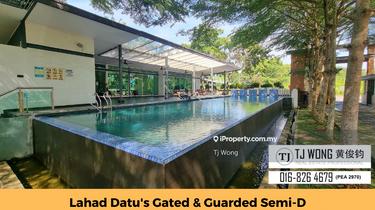 Lahad Datu Gated & Guarded Semi-D , Lahad Datu 1