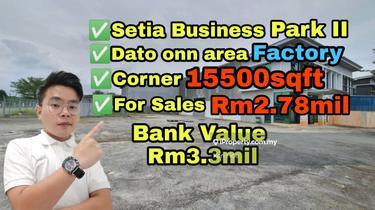 Setia Business Park 2, Setia Business Park, Johor Bahru 1