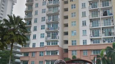Lake View Suites, Taman Austin Perdana, Tebrau 1