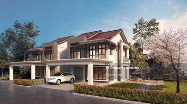 Freehold (Bumi lot) Luxury 2 Storey Semi-D (HOC), Bertam 1
